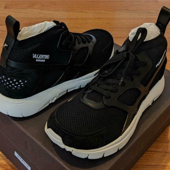 Valentino Garavani Shoes   Mens Sock